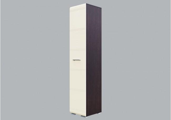 Модульная система №1 (Пенал) Дуб венге/Жемчуг
