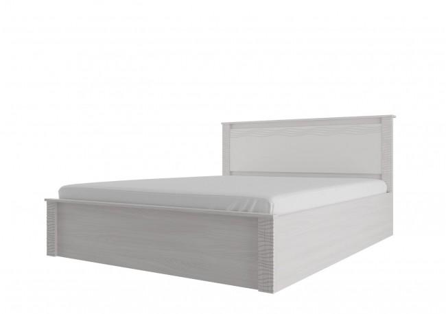Кровать двойная (универсальная 1,2*2,0) Ясень анкор светлый/ Сандал светлый