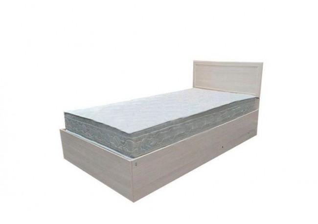 ВМ-14 Кровать (0,9*2,0) Сосна Карелия