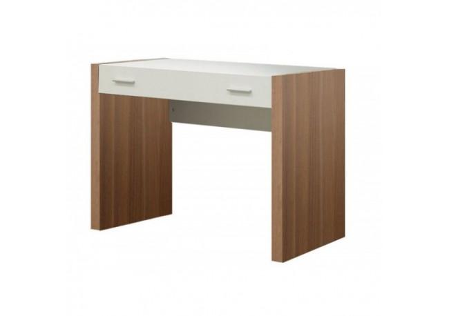 Туалетный стол Дуб Сонома/Жемчуг