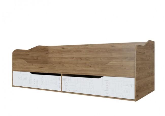 """""""Гарвард"""" Кровать-диван с ящиками (0,9*2,0)"""