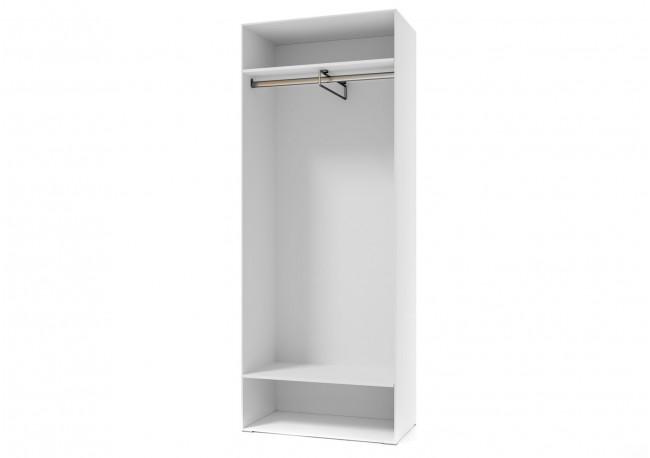 Полки для шкафа двухстворчатого универсального Белый