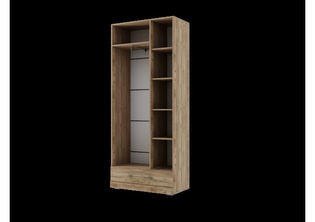 Полки для шкафа двухстворчатого универсального (520) (Каньон светлый)